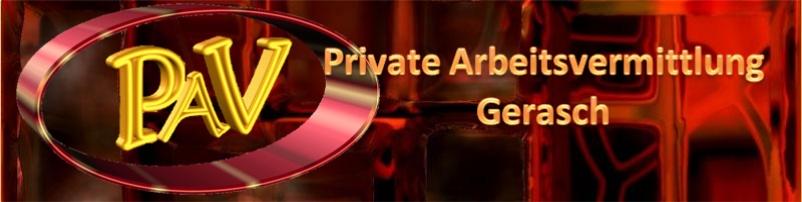 Private Arvbeitsvermittlung Gerasch
