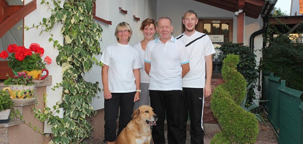 Physiotherapie Sinn das Team